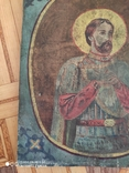 Икона на холсте, фото №10