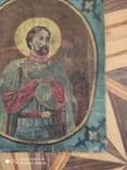 Икона на холсте, фото №11