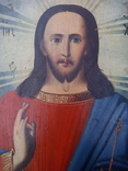 Ікона Ісус Христос Вседержитель 18×23,5 см, фото №5