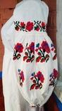 Старинная вышиванка Сумщина, фото №2