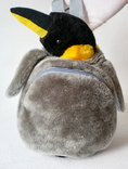 Рюкзачок-пингвинчик для самых маленьких, фото №4
