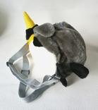 Рюкзачок-пингвинчик для самых маленьких, фото №6