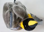 Рюкзачок-пингвинчик для самых маленьких, фото №8