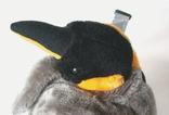 Рюкзачок-пингвинчик для самых маленьких, фото №10