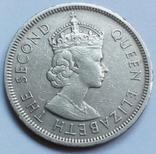 1 доллар 1960 г. Гонконг, фото №3