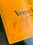 Champagne Veuve Cliequol, фото №3
