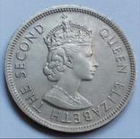 1 рупия 1971 г. Маврикий, фото №3