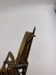 Старинный механический гравер., фото №8