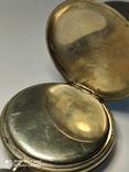 Лот карманных часов,серебро,метал, фото №5