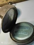 Лот карманных часов,серебро,метал, фото №11