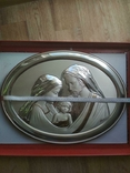 Панно. Серебро 925 пр. Религия, фото №6