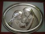 Панно. Серебро 925 пр. Религия, фото №2
