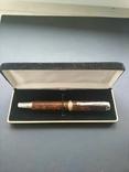 Ручка роллер ручной работы Бриар, фото №2