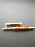 Ручка роллер ручной работы Бриар, фото №7