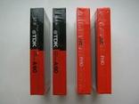 TDK A-60 и JVC FI-90 (4 аудиокассеты), фото №4