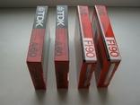TDK A-60 и JVC FI-90 (4 аудиокассеты), фото №5