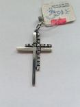 Крест 925., фото №2