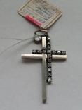 Крест 925., фото №5