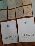 Грамоты, дипломы. табеля, фото №3
