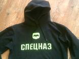 Комплект securitas (куртка,кофта,футболка) разм.L, фото №11