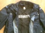 Комплект securitas (куртка,кофта,футболка) разм.L, фото №3