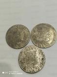 Орт (18 грошей) 1754 Август 3 + ПОДАРОК, фото №2