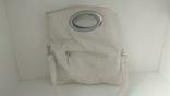 Женская белая сумка, фото №2