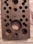 Металичсекая запчасть деталь инструмент для ремонта часов часовщика, фото №7