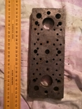 Металичсекая запчасть деталь инструмент для ремонта часов часовщика, фото №12
