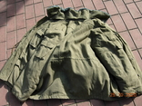 Бушлат афганка.Олива.Размер 52 ., фото №6