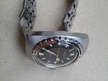 Часы Восток Амфибия механические на родном браслете, фото №6
