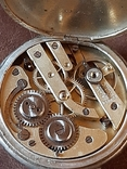 Часы карманные серебро на ходу, фото №11