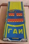 Машинка Милиция ГАИ Кубань 39 см Жесть., фото №5