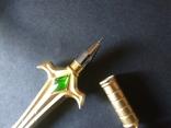 Ручка-кинжал, фото №5