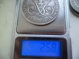 1 рубль 1740 год копия, фото №6