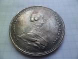 Рубль 1796   год копия, фото №3
