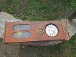 Часы настенные большие LENZKIRCH 1875 г., фото №3
