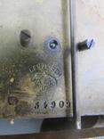 Часы настенные большие LENZKIRCH 1875 г., фото №12