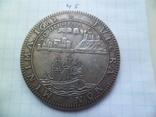 Талер 1683рік копия, фото №2