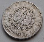 10 злот пилсудский 1936, фото №5
