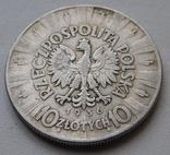 10 злот пилсудский 1936, фото №6