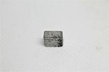Заготовка-вставка з метеорита Seymchan, 2,36 г, із сертифікатом автентичності, фото №6