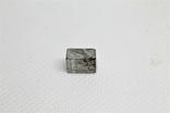 Заготовка-вставка з метеорита Seymchan, 2,36 г, із сертифікатом автентичності, фото №2