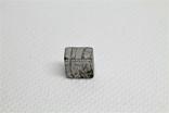 Заготовка-вставка з метеорита Seymchan, 2,36 г, із сертифікатом автентичності, фото №9