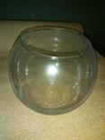 Миниатюрный аквариум на 3-и литра., фото №2