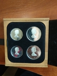 Серебряные доллары Канады, фото №5