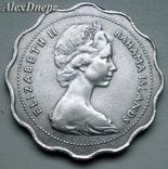 Багамские острова, 10 центов 1966, фото №3
