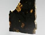 Залізо-кам'яний метеорит Brahin, 22,5 грами, сертифікат автентичності, фото №8