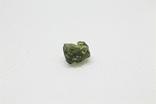 Імпактне тіло, тектит Moldavite, 0,4 грам із сертифікатом автентичності, фото №6