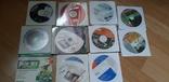 CD диски с программами (есть лицензионные с мануалами), фото №11